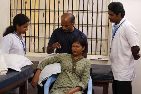 Dr Kannan Pugazhendi Training Physios