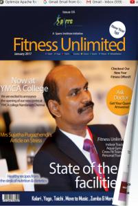 Fitness Unlimited Magazine